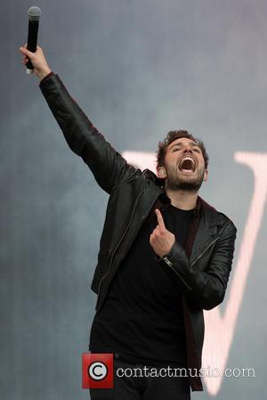 You Me At Six - Leeds Festival 2014 at Bramham Park - Day 1 - Performances - Leeds, United Kingdom...