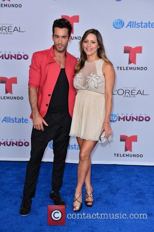 Aaron Diaz and Lola Ponce
