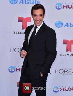 Alberto Mateo - Telemundo Premios Tu Mundo Awards 2014 - Arrivals - Miami, Florida, United States - Friday 22nd August...