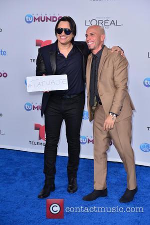 Elvis Crespo and Alexis