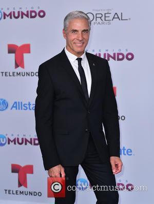Javier Gomez - Telemundo Premios Tu Mundo Awards 2014 - Arrivals - Miami, Florida, United States - Friday 22nd August...