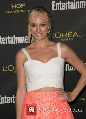 'Vampire Diaries' Star Candice Accola Ties The Knot With The Fray's Joe King
