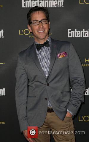 Dan Bucatinsky - Celebrities attend 2014 Entertainment Weekly Pre-Emmy Party at Fig & Olive. - Los Angeles, California, United States...