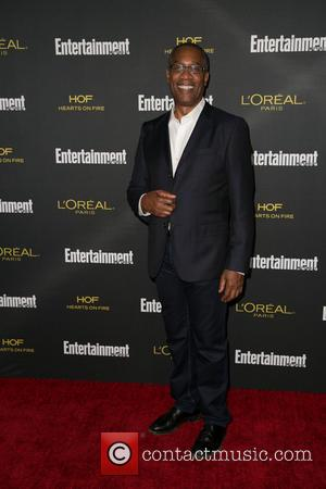 Joe Morton - Celebrities attend 2014 Entertainment Weekly Pre-Emmy Party at Fig & Olive. - Los Angeles, California, United States...