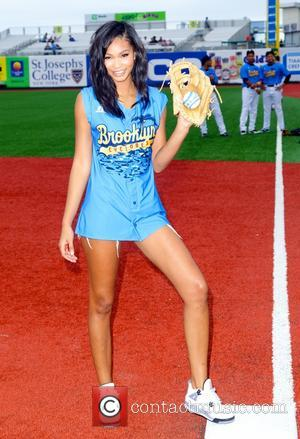 Chanel Iman - Sports Illustrated Swimsuit models appear at 'The Brooklyn Beach Party' at Coney Island - New York City,...