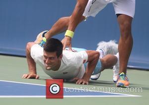 Novak Djokovic - 2014 Arthur Ashe Kids' Day - Arrivals - New York, United States - Saturday 23rd August 2014