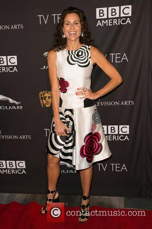 Minnie Driver - British Academy of Film and Television Arts (BAFTA) Los Angeles TV Tea Party 2014 presented by BBC...