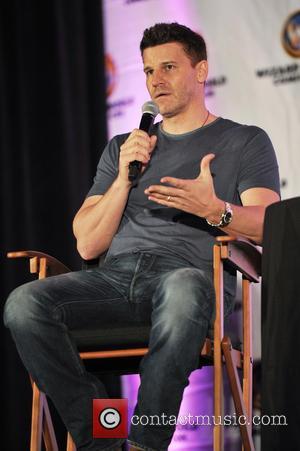 David Boreanaz - Wizard World Chicago Comic Con 2014 held at Donald E. Stephens Convention Center - Day 3 -...