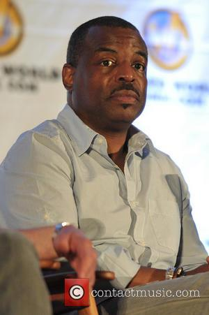 LeVar Burton - Wizard World Chicago Comic Con 2014 held at Donald E. Stephens Convention Center - Day 3 -...