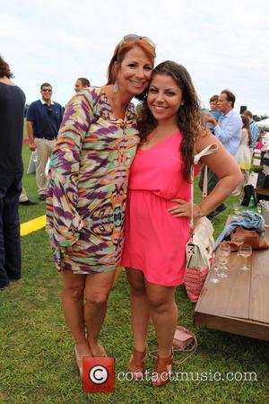 Jill Zarin and Allie Shapiro