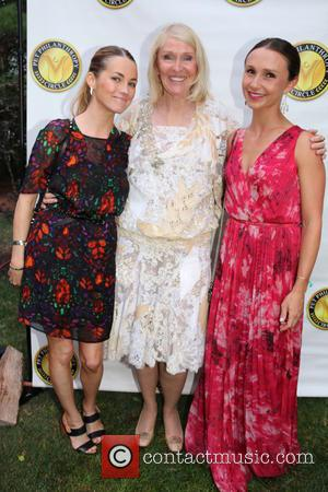 Amanda Hearst, Jewel Morris and Georgina Bloomberg - Pet Philanthropy Circle host 3rd Annual Pet Hero Awards at Hobby Hill...