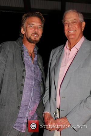 Kenny Loggins and David Koch