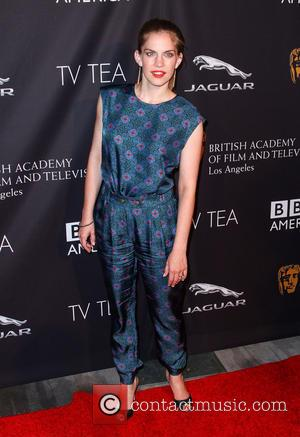 Anna Chlumsky - British Academy of Film and Television Arts (BAFTA) Los Angeles TV Tea presented by BBC and Jaguar...