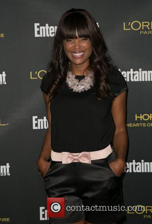Aisha Tyler - British Academy of Film and Television Arts (BAFTA) Los Angeles TV Tea presented by BBC and Jaguar...