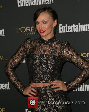 Karina Smirnoff - British Academy of Film and Television Arts (BAFTA) Los Angeles TV Tea presented by BBC and Jaguar...