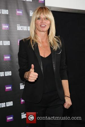 Zoe Ball - 'Doctor Who' screening held at the Odeon Leicester Square - London, United Kingdom - Saturday 23rd August...