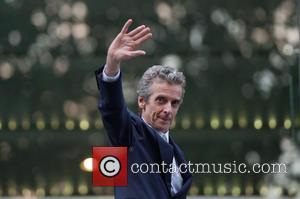 Peter Capaldi - 'Doctor Who' screening held at the Odeon Leicester Square - London, United Kingdom - Saturday 23rd August...