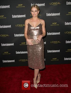Jennifer Morrison - 2014 Entertainment Weekly pre-Emmy party at Fig & Olive - Arrivals - Los Angeles, California, United States...