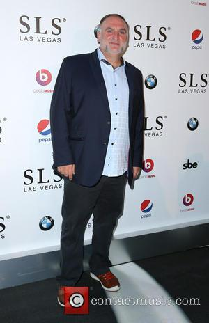 Jose Andres - SLS Las Vegas Grand Opening - Red Carpet - Las Vegas, Nevada, United States - Saturday 23rd...