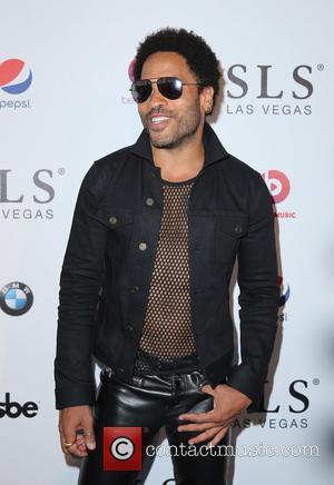 Lenny Kravitz - SLS Las Vegas Grand Opening - Red Carpet - Las Vegas, Nevada, United States - Saturday 23rd...