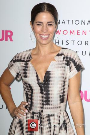 Ana Ortiz - 3rd Annual Women Making History Brunch at the Skirball Cultural Center, presented by the National Women's History...