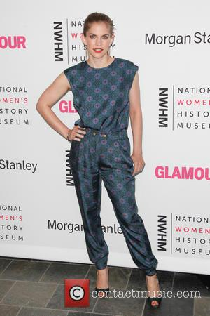 Anna Chlumsky - 3rd Annual Women Making History Brunch at the Skirball Cultural Center, presented by the National Women's History...