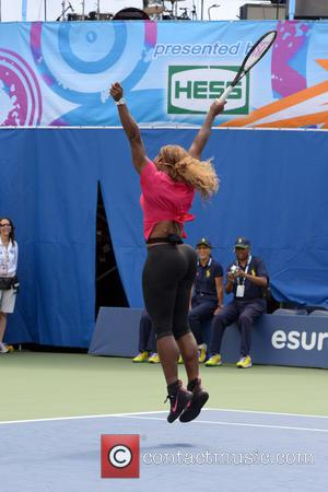 Serena Williams - 2014 Arthur Ashe Kids' Day - Show - Queens, New York, United States - Sunday 24th August...