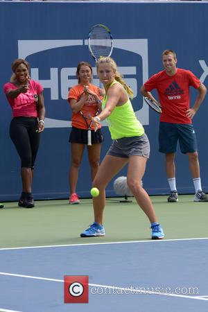 Victoria Azarenka - 2014 Arthur Ashe Kids' Day - Show - Queens, New York, United States - Sunday 24th August...