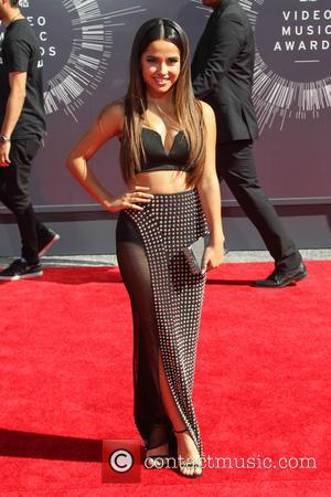 Becky G - 2014 MTV Video Music Awards at The Forum - Arrivals - Inglewood, California, United States - Sunday...