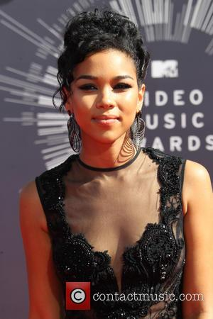 Alexandra Shipp - 2014 MTV Video Music Awards at The Forum - Arrivals - Inglewood, California, United States - Sunday...