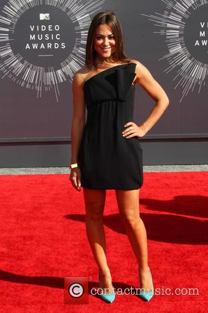 Camille Guaty - 2014 MTV Video Music Awards at The Forum - Arrivals - Inglewood, California, United States - Sunday...