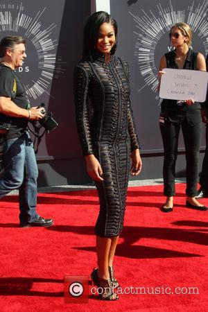Chanel Iman - 2014 MTV Video Music Awards at The Forum - Arrivals - Inglewood, California, United States - Sunday...