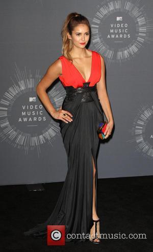 Nina Dobrev - 2014 MTV Video Music Awards - Press Room - Los Angeles, California, United States - Sunday 24th...