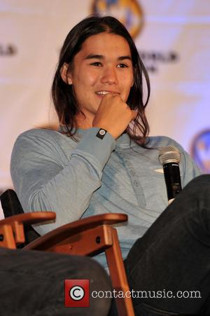 Booboo Stewart - Wizard World Chicago Comic Con 2014 held at Donald E. Stephens Convention Center - Day 4 -...