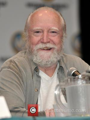 Scott Wilson - Wizard World Chicago Comic Con 2014 held at Donald E. Stephens Convention Center - Day 4 -...