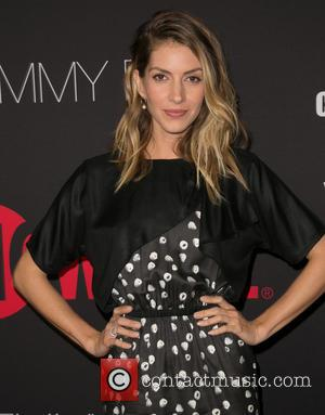 Dawn Olivieri - Showtime's 2014 Emmy Eve Soiree held at the Sunset Tower Hotel - Arrivals - Los Angeles, California,...