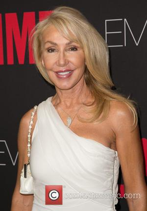 Linda Thompson - Showtime's 2014 Emmy Eve Soiree held at the Sunset Tower Hotel - Arrivals - Los Angeles, California,...