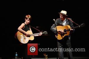 Tori Amos, Hannah Lou and Trevor Moss