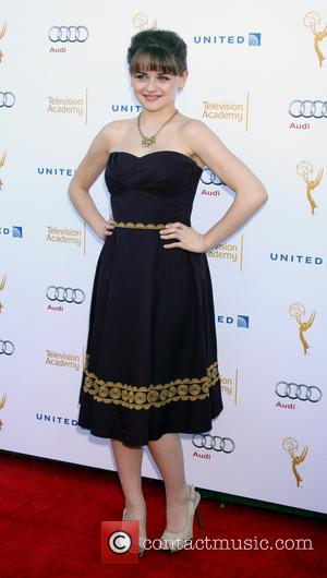 Joey King - 66th Annual Emmy Awards Performers Nominee Reception held at the Pacific Design Center - Arrivals - West...