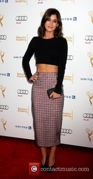 Lizzy Caplan - 66th Annual Emmy Awards Performers Nominee Reception held at the Pacific Design Center - Arrivals - West...