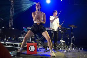 MØ - MØ perform at Day 3 Leeds Festival, Leeds, England - Leeds, United Kingdom - Sunday 24th August 2014