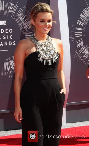 Ali Fedotowsky - Various Stars of the music industry including Nicki Minaj, Jeremy Scott, Ed Sheeran and many more attended...