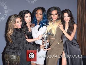 Dinah, Ally Brooke (l-r), Lauren Jauregui, Normani Hamilton and Camila Cabello