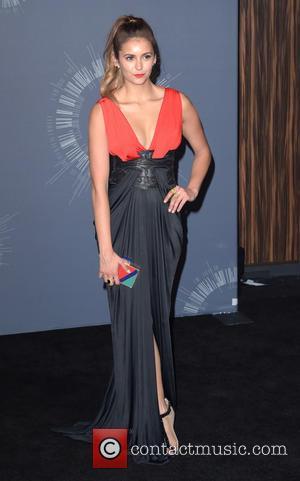 Nina Dobrev - 2014 MTV Video Music Awards at The Forum - Press Room - Los Angeles, California, United States...
