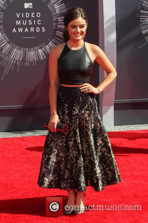 Lucy Hale - 2014 MTV Video Music Awards at The Forum - Inglewood, California, United States - Sunday 24th August...