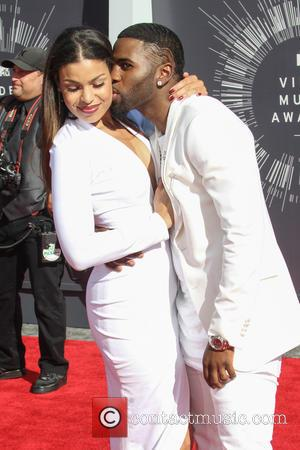 Jordin Sparks and Jason Derulo - 2014 MTV Video Music Awards at The Forum - Inglewood, California, United States -...