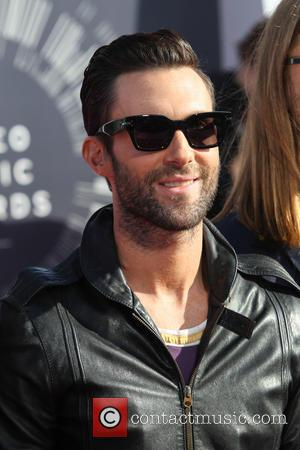 Adam Levine - 2014 MTV Video Music Awards at The Forum - Inglewood, California, United States - Sunday 24th August...