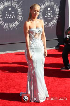 Iggy Azalea - 2014 MTV Video Music Awards at The Forum - Inglewood, California, United States - Sunday 24th August...