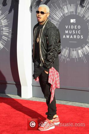 Chris Brown - 2014 MTV Video Music Awards at The Forum - Inglewood, California, United States - Sunday 24th August...