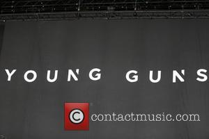 Young Guns, Leeds & Reading Festival